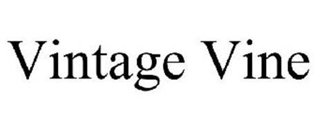 VINTAGE VINE