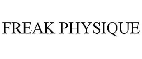 FREAK PHYSIQUE