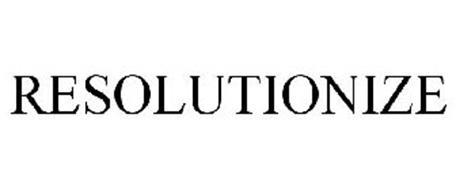 RESOLUTIONIZE