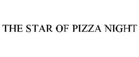 THE STAR OF PIZZA NIGHT