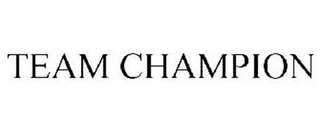 TEAM CHAMPION