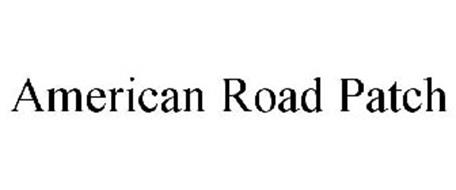 AMERICAN ROAD PATCH