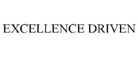 EXCELLENCE DRIVEN
