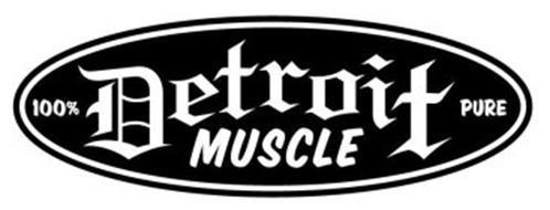 DETROIT MUSCLE 100% PURE
