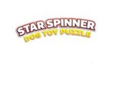STAR SPINNER DOG TOY PUZZLE