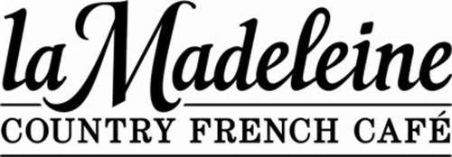 LA MADELEINE COUNTRY FRENCH CAFÉ