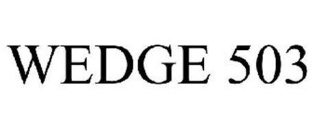 WEDGE 503
