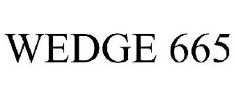 WEDGE 665