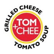 TOM+CHEE GRILLED CHEESE TOMATO SOUP