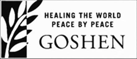 GOSHEN HEALING THE WORLD PEACE BY PEACE
