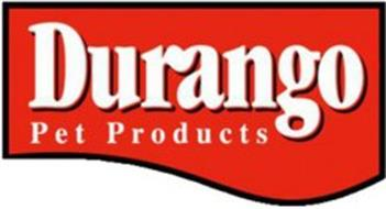 DURANGO PET PRODUCTS