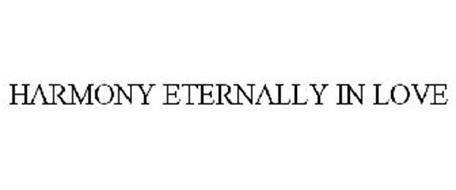 HARMONY ETERNALLY IN LOVE