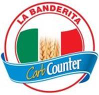 LA BANDERITA CARB COUNTER