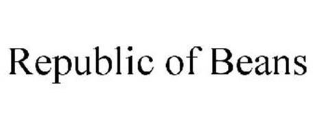 REPUBLIC OF BEANS