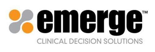 EMERGE CLINICAL DECISION SOLUTIONS