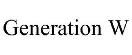 GENERATION W