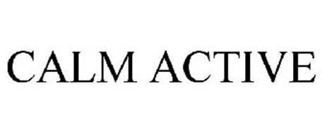 CALM ACTIVE