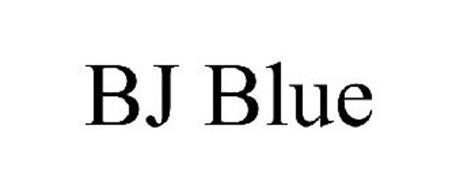 BJ BLUE