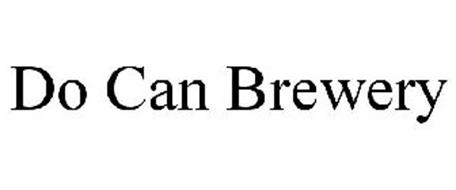 DO CAN BREWERY