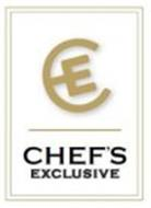 CE CHEF'S EXCLUSIVE
