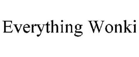 EVERYTHING WONKI