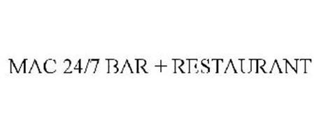 MAC 24/7 BAR + RESTAURANT