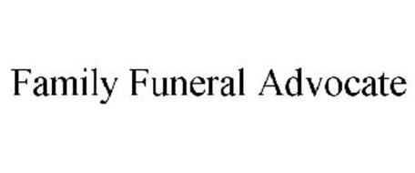 FAMILY FUNERAL ADVOCATE