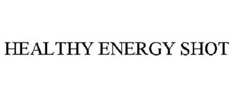 HEALTHY ENERGY SHOT