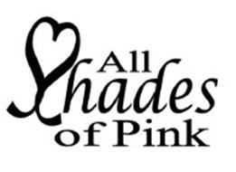ALL SHADES OF PINK