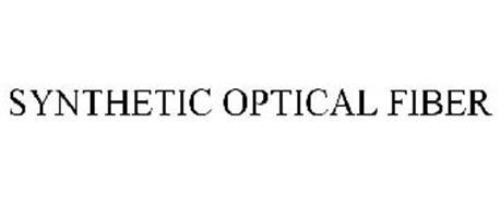 SYNTHETIC OPTICAL FIBER