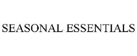 SEASONAL ESSENTIALS