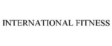 INTERNATIONAL FITNESS