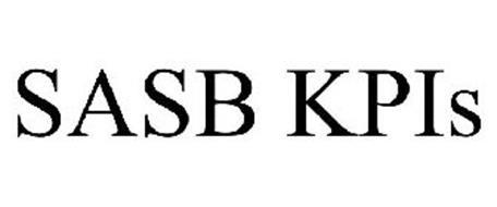 SASB KPIS
