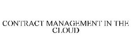 CONTRACT MANAGEMENT IN THE CLOUD