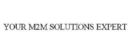 YOUR M2M SOLUTIONS EXPERT