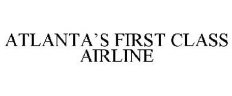 ATLANTA'S FIRST CLASS AIRLINE
