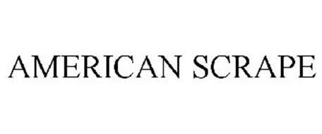 AMERICAN SCRAPE