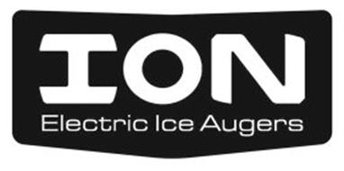 ION ELECTRIC ICE AUGERS