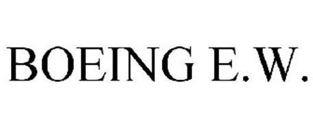 BOEING E.W.