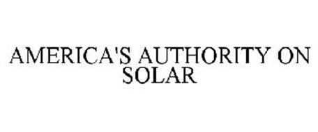 AMERICA'S AUTHORITY ON SOLAR