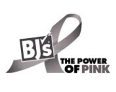 BJ'S THE POWER OF PINK