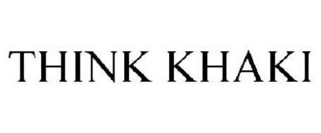 THINK KHAKI
