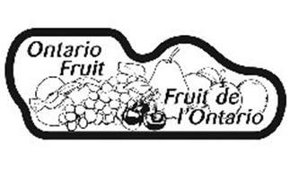 ONTARIO FRUIT FRUIT DE I'ONTARIO