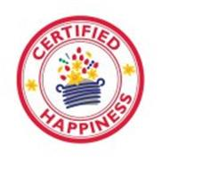 CERTIFIED HAPPINESS
