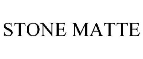 STONE MATTE