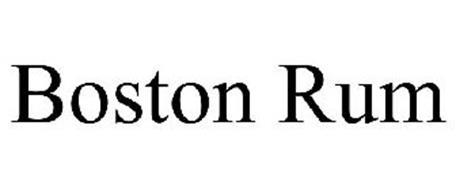 BOSTON RUM