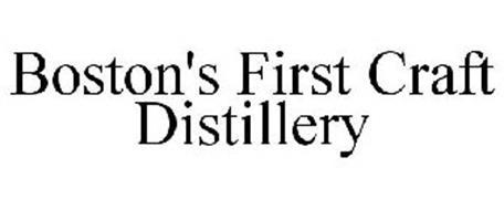 BOSTON'S FIRST CRAFT DISTILLERY