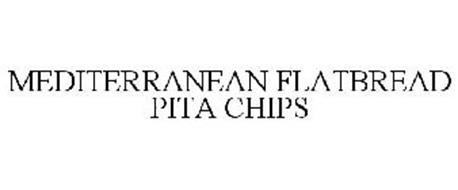 MEDITERRANEAN FLATBREAD PITA CHIPS