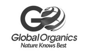GO GLOBAL ORGANICS NATURE KNOWS BEST