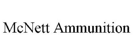MCNETT AMMUNITION